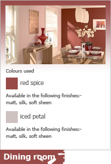 Dining Room Colour Inspiration